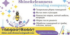 Shine & Cleanness Cleaning Company
