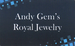 Andy Gem's Royal Jewelry