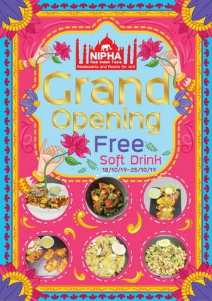 Nipha Real Indian Taste Restaurant