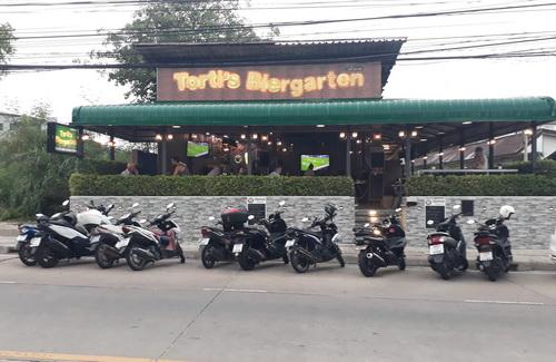 Torti's Biergarten